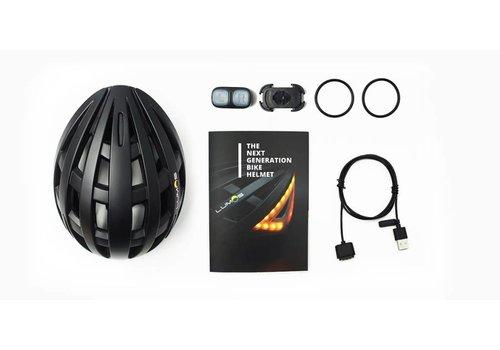 Lumos Lumos, Kickstart MIPS, Helmet, anthracite black, U