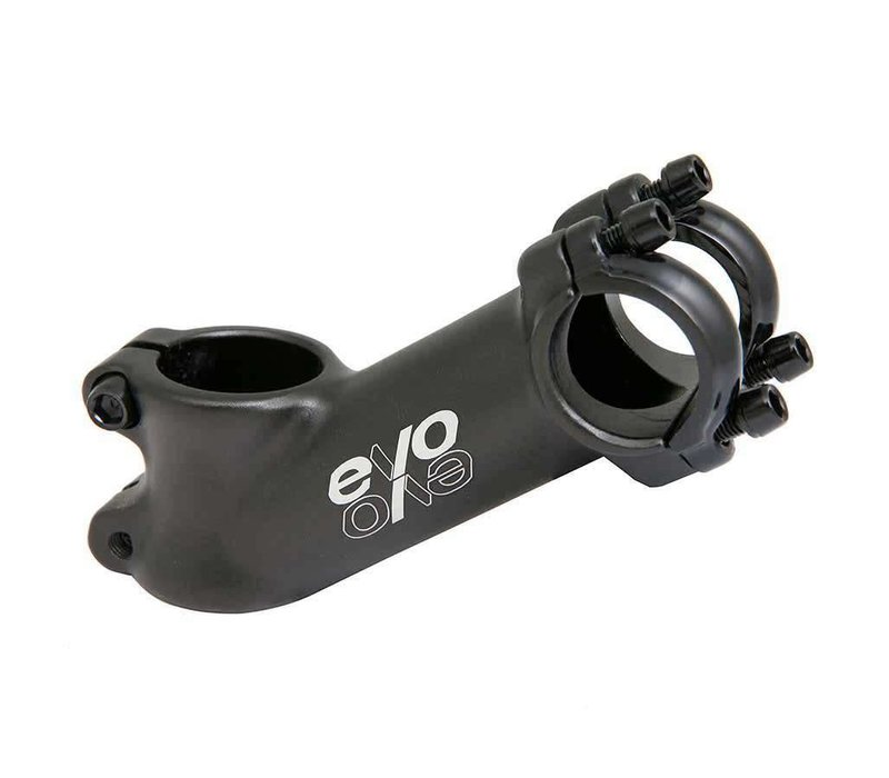 EVO, E-Tec, Stem, 28.6mm, 110mm, 35, 25.4mm, Black