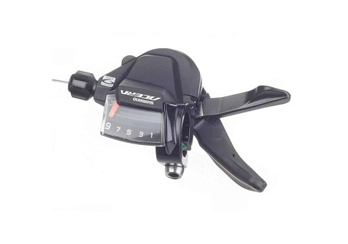 Shimano, Acera SL-M3000, Shift lever, 9 sp., rear