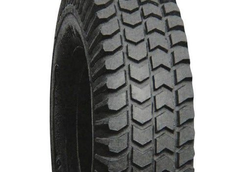 Tubed Tire 10 x 3.00