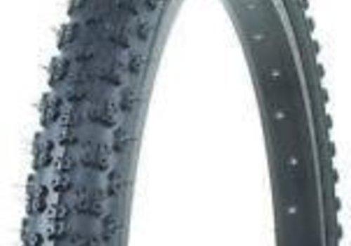 Kenda, 18 x 2.125, Wire, 65PSI, Black