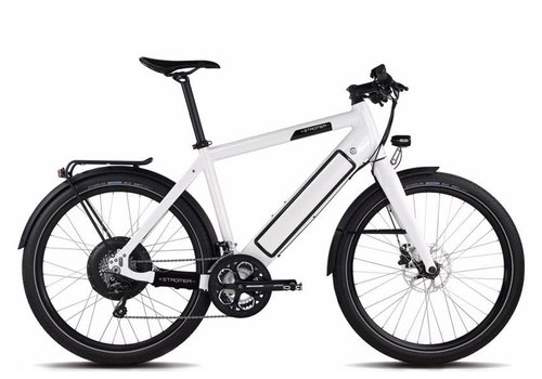 Stromer Rental Stromer ST1 Elite White 17""