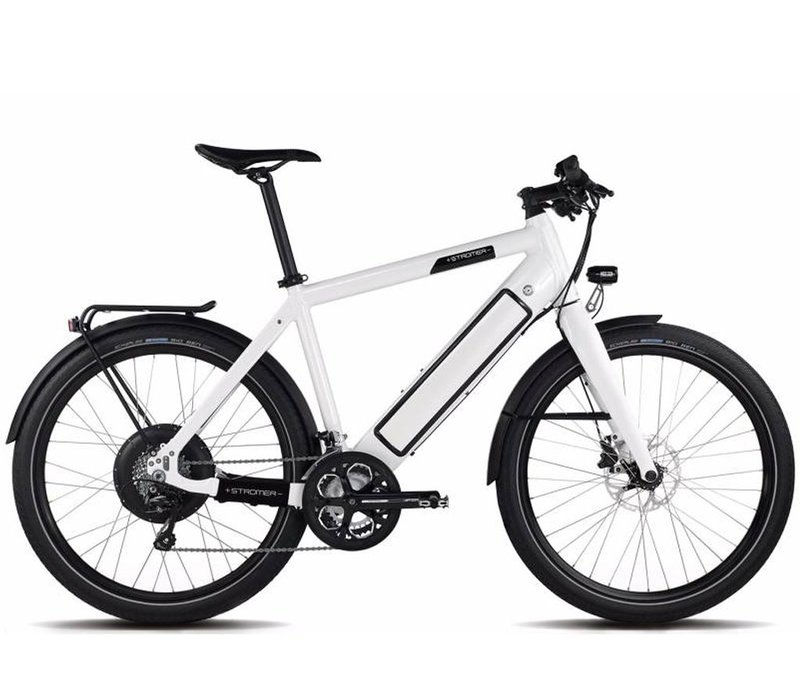 Rental Stromer ST1 Elite White 17""