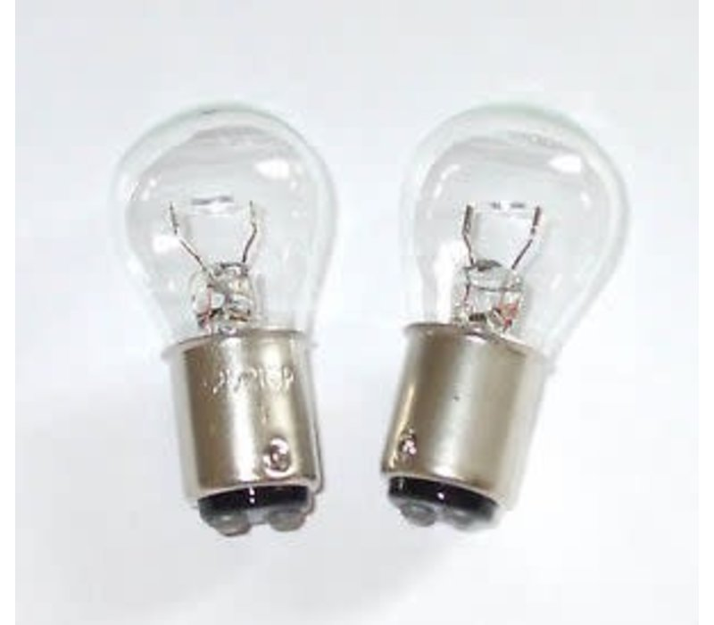 Dual Headlight Bulb Point 12V15W