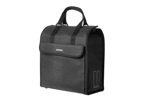 Basil Basil, Mira, Shopper bag, Black Melee