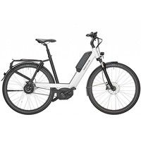 Riese & Muller Nevo Touring 2018 43CM, White, 500WH
