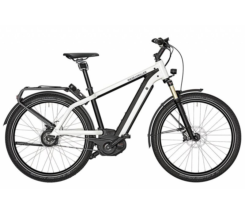 Riese & Muller New Charger GH Nuvinci (350lb load) 2018