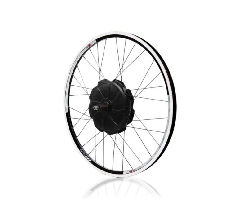 Used BionX P350 Disc Brake Wheel Black New (Brass Connector)