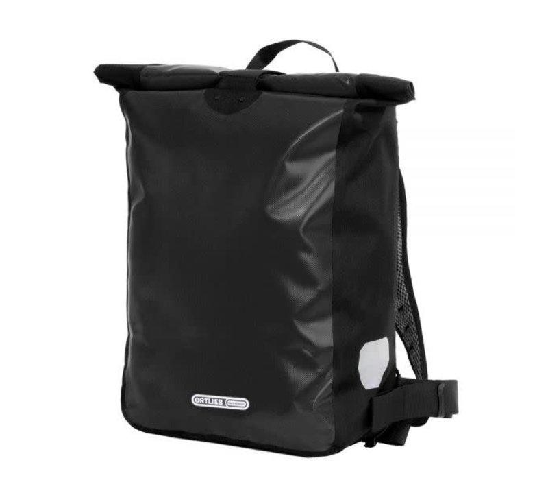 ORTLIEB BACKPACK MESSENGER BAG  BLACK 39L