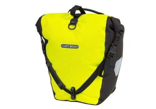 Ortlieb Ortlieb Back Roller High Visibility Reflective QL2.1Pannier, Single, 40L
