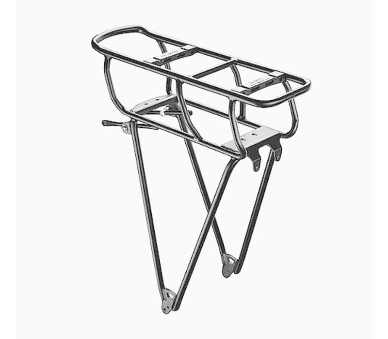 Racktime Ebike Carrier silver