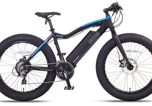 NCM NCM Aspen Electric Fat Bike