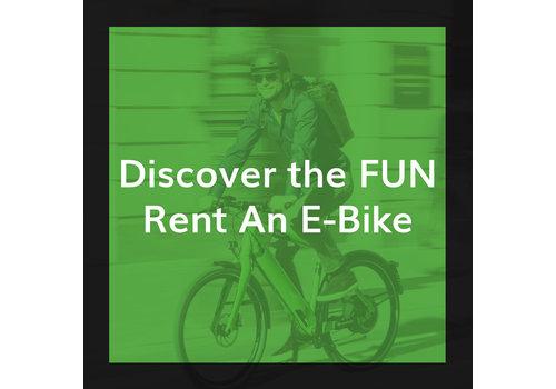 2 Hour E-Bike Rental