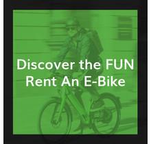 1 Week E-Bike Rental