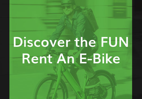Electric Bike & Scooter Rental - Amego Electric Vehicles