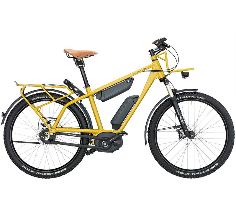 Riese & Muller Charger GX Touring 2018, 49cm, Matt Black, Single Battery (500WH)