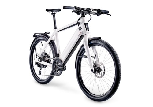 "Stromer ST2 USED 20"" WHITE 48V17Ah 370KMS (out of warranty)"