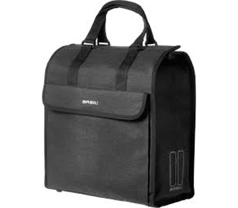 Basil Mira Shopper bag Black Melee