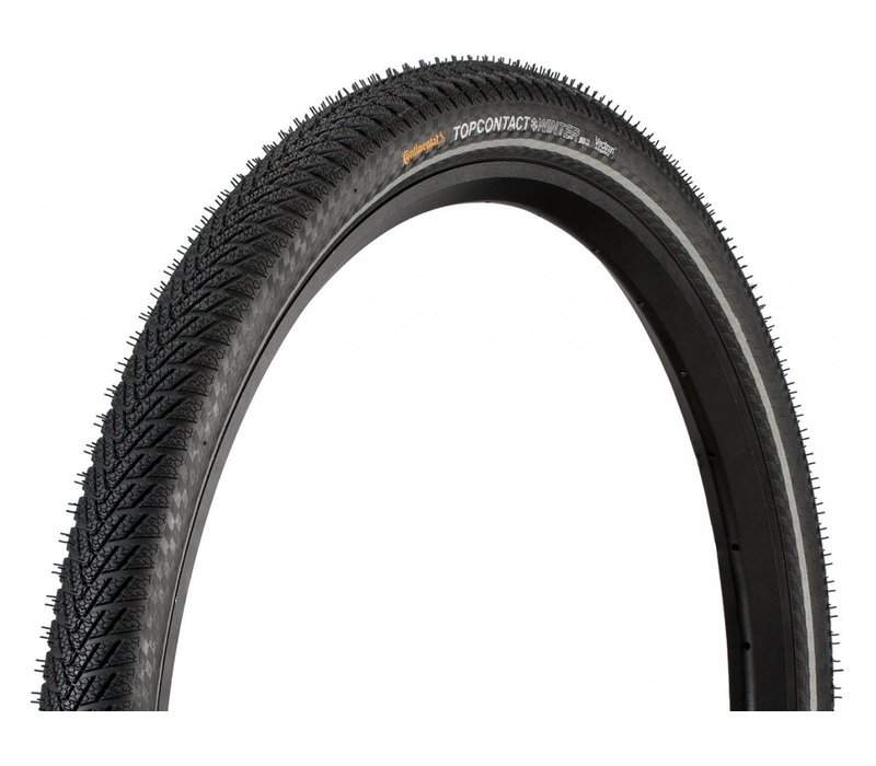 Continental TOP CONTACT WINTER II PREM 27.5 X 2.0 WIRE RFLX
