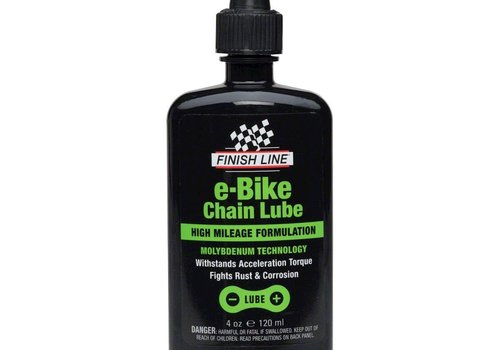 Finish Line Finish Line EBIKE CHAIN LUBE 4OZ