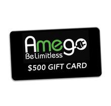 $500 Amego Gift Card