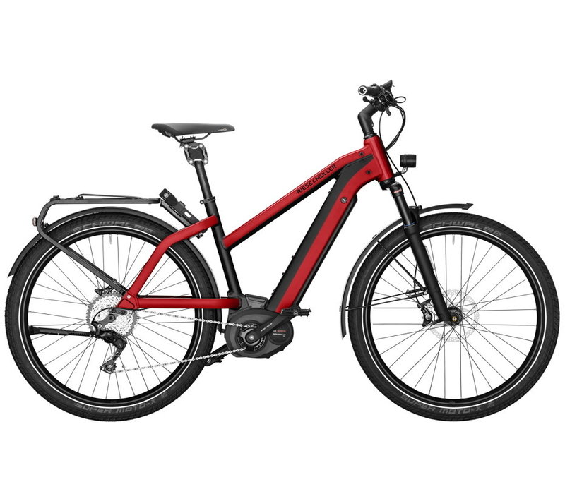 Riese & Muller 2019 Charger Mixte