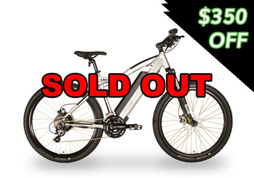 Amego Amego Elevate Aluminum (SOLD OUT)