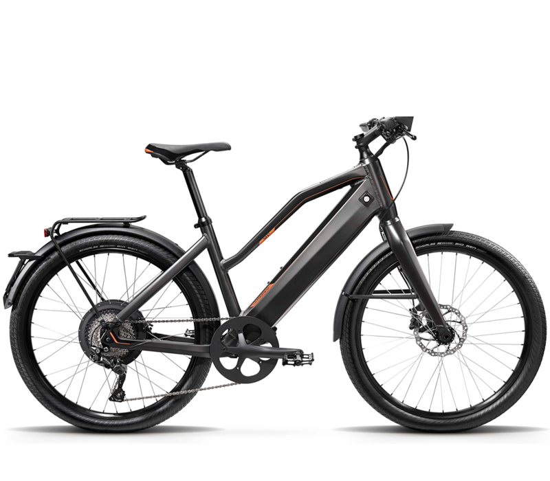 "Stromer ST1X 17"" Comfort w/ 814Wh Battery"