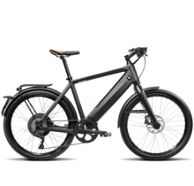 Stromer ST1X w/814 Wh Battery