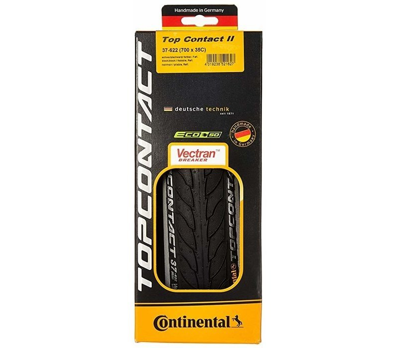 Continental TOP CONTACT II 26 X 2.0 FOLD REFLEX