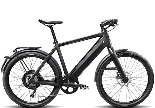 "Stromer Stromer ST2 Black 20"" Ideal for 5'9"" to 6'1"" 814Wh 48V17ah"