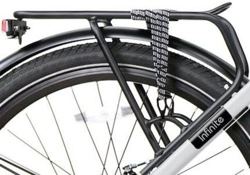 Amego Bungee Cable for Rear Rack, RHX HI-2, Black (Infinite)