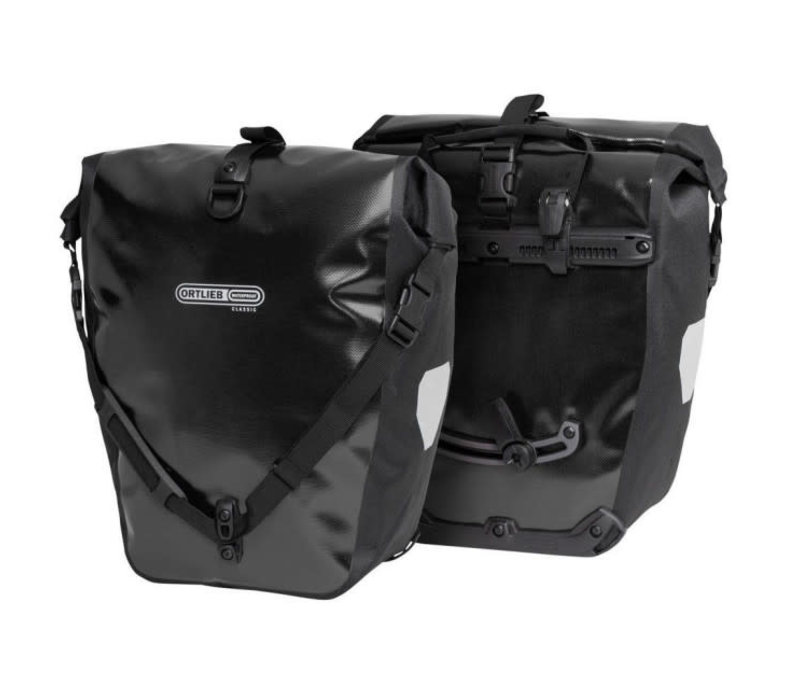 Ortlieb, Back-Roller Classic 40 L petrol - black pair