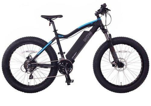 NCM NCM Aspen Plus Electric Fat Bike (Suspension Fork) 2020