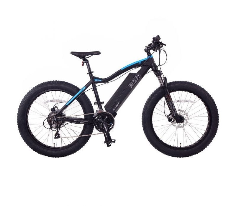 2020 NCM Aspen 'Plus' Electric Fat Bike (Suspension Fork)