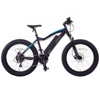 NCM Aspen Electric Fat Bike (Suspension Fork) 2020