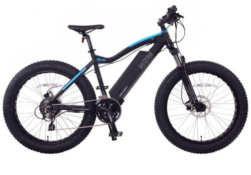 NCM NCM Aspen Electric Fat Bike (Suspension Fork) 2020