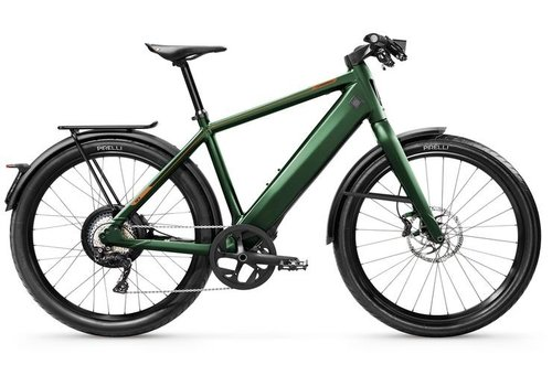 "Stromer Stromer ST3 Launch Edition Deep Green 20"" Ideal for 5'9"" to 6'1"""