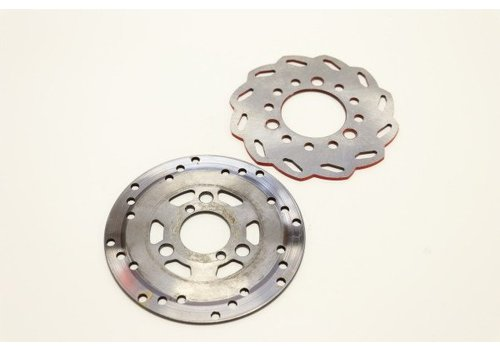 Amego Front Hydraulic Disc Brake Rotor (Cyclone)
