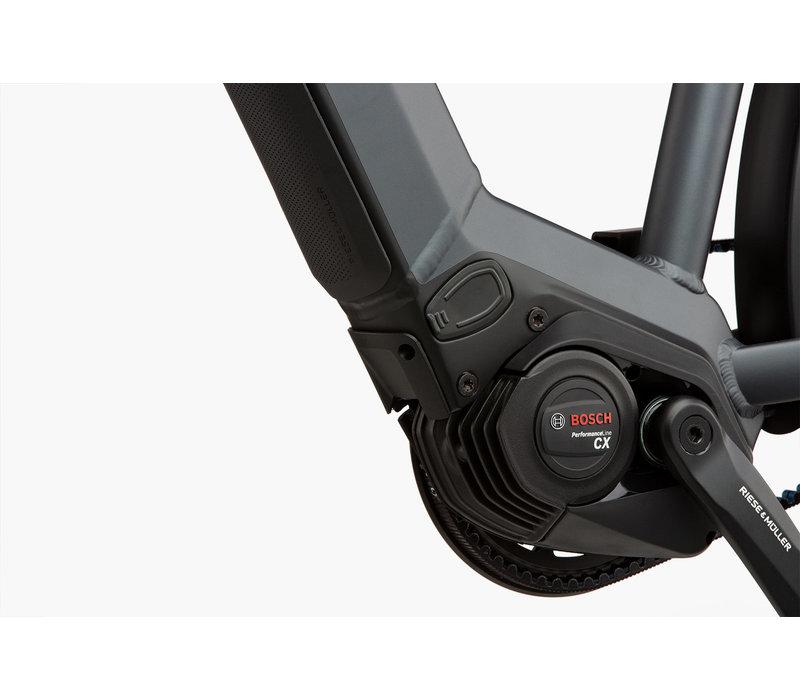 Riese & Muller 2020 Charger3 Storm Blue Matt 49 GT Vario GX Option Kiox Display