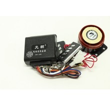36v-48v Alarm for scooters W/Remote