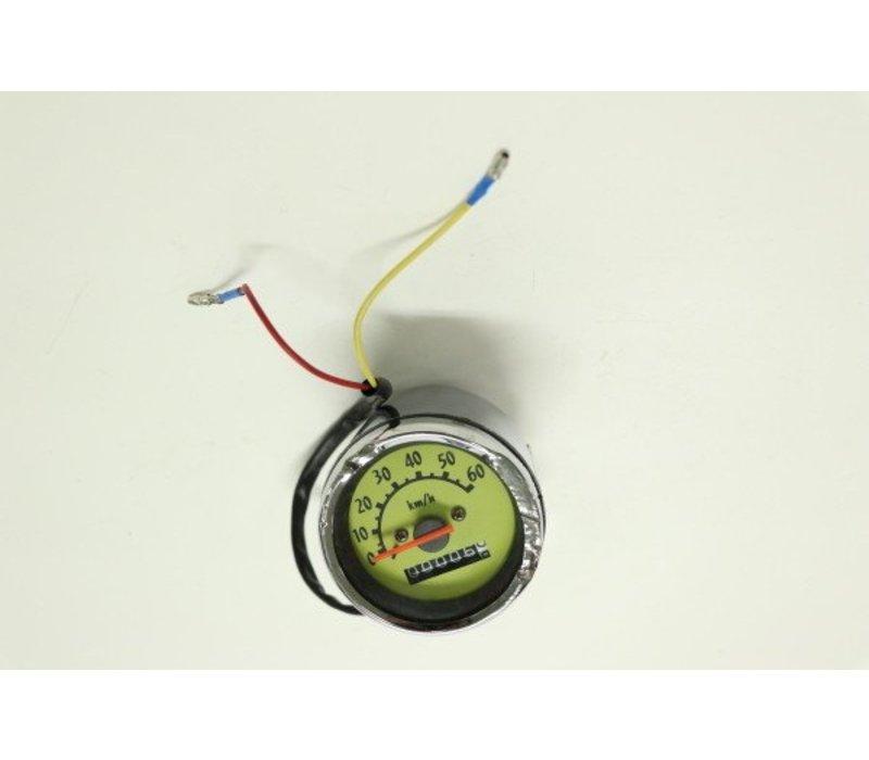 Speedometer Analog Blast