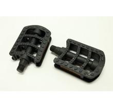 Pedal Set (Black Plastic)
