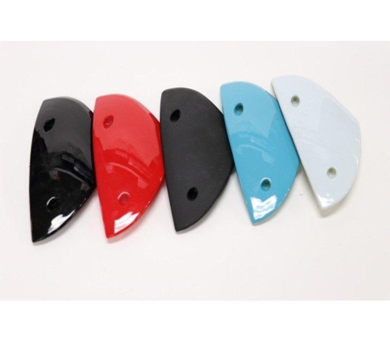 Turning Signal Cover Left PVC (eBreeze)