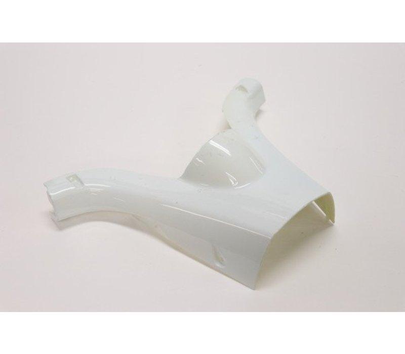 Steering Column Housing Back Panel PVC White (eBreeze)