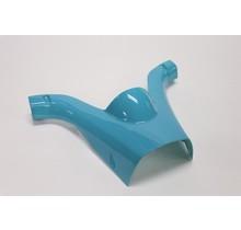 Steering Column Housing Back Panel PVC Turquoise (eBreeze)