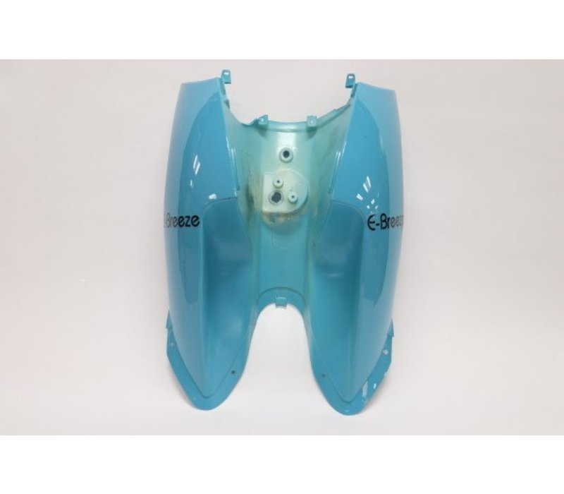 Front Shell Panel PVC Turquoise (eBreeze)
