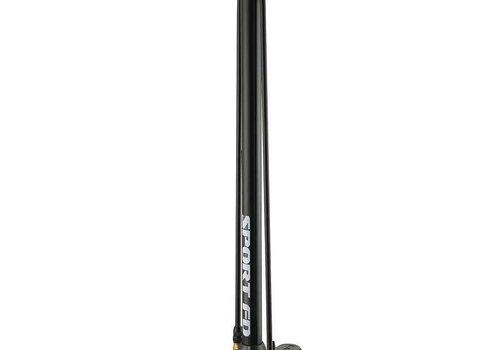 Lezyne Lezyne, Sport Floor Drive, Floor pump, Dual Valve Head, Black