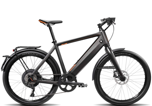 "Stromer Stromer ST1X Charcoal 22"" Ideal for over 6'"