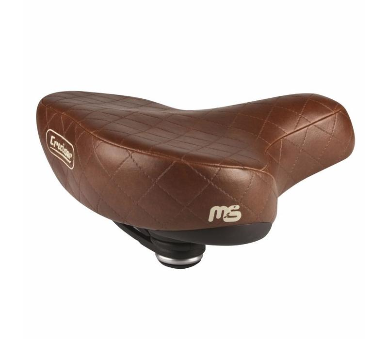 EVO Megasoft Cruiser Gel, Saddle, Unisex, Brown, 1295g